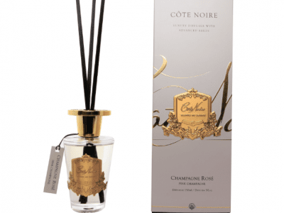 Cote Noire Pink Champagne Reed Diffuser